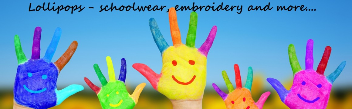 Lollipops - schoolwear, embroidery and more